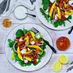 Curried Chicken and Mango Salad