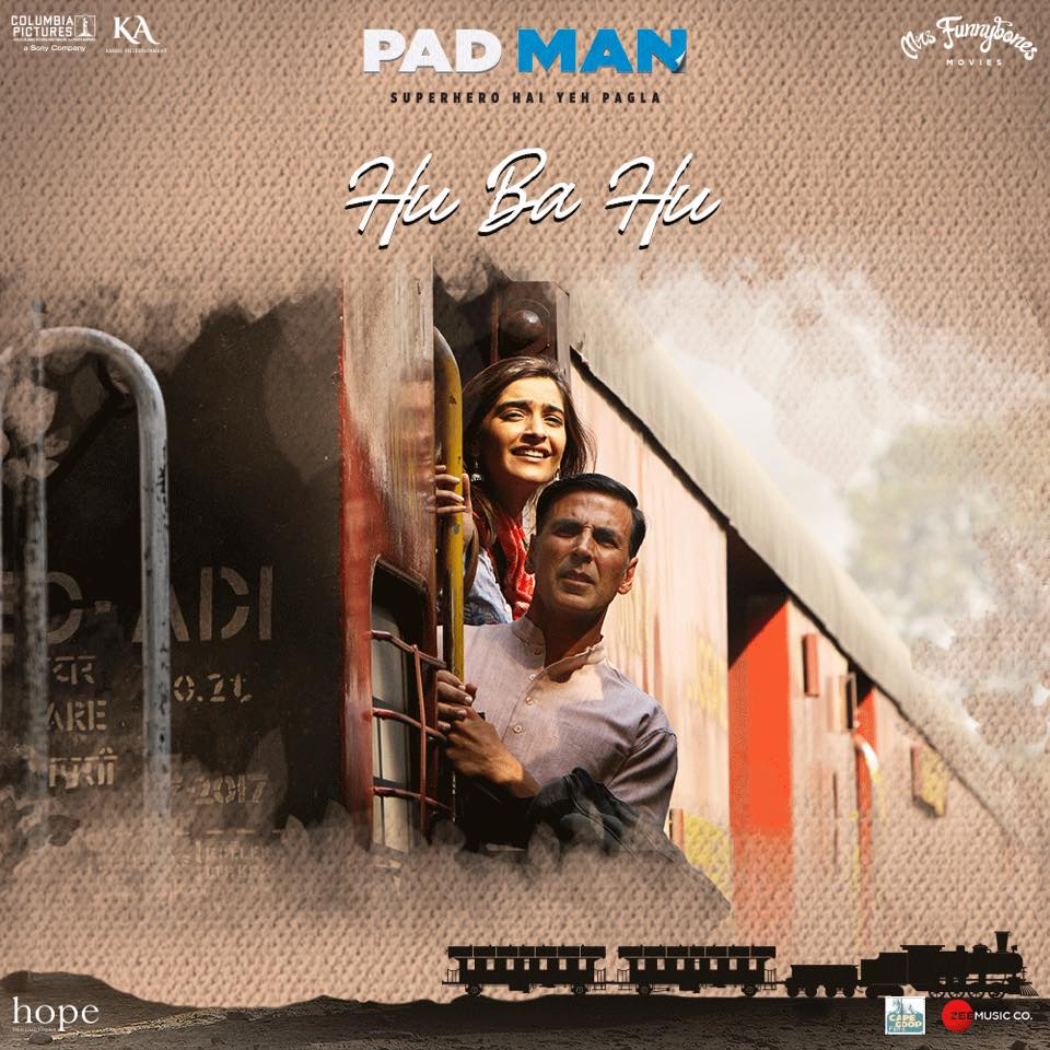 NEW RELEASE: HU BA HU FROM THE UPCOMING MOVIE PADMAN