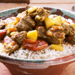Lamb and Vegetables Curry