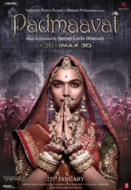 NEW FILM RELEASE: PADMAAVAT