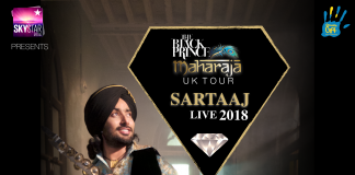 SATINDER SARTAAJ: THE BLACK PRINCE MAHARAJA TOUR 2018