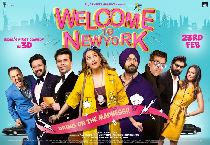 NEW FILM RELEASE: WELCOME TO NEW YORK