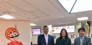 AIR INDIA LAUNCHES UK'S ONLY DIRECT FLIGHT TO AMRITSAR