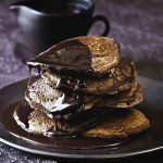 Chocolate Buckwheat Pancakes (Courtesy of Paul A Young)