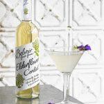 White Flower Martini