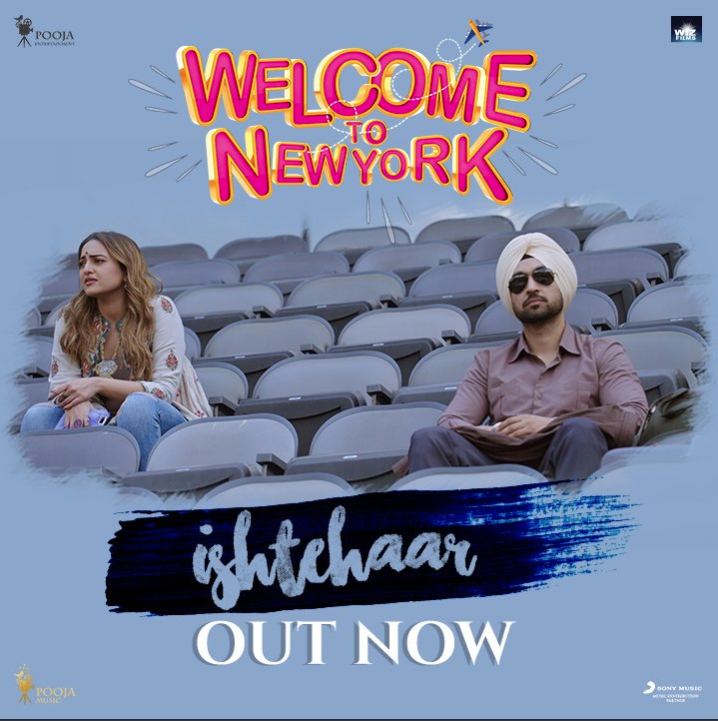 NEW RELEASE: ISHTEHAAR FROM THE UPCOMING BOLLYWOOD MOVIE 'WELCOME TO NEW YORK'NEW RELEASE: ISHTEHAAR FROM THE UPCOMING BOLLYWOOD MOVIE 'WELCOME TO NEW YORK'
