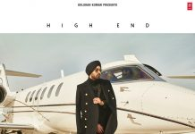 NEW RELEASE: DILJIT DOSANJH – HIGH END