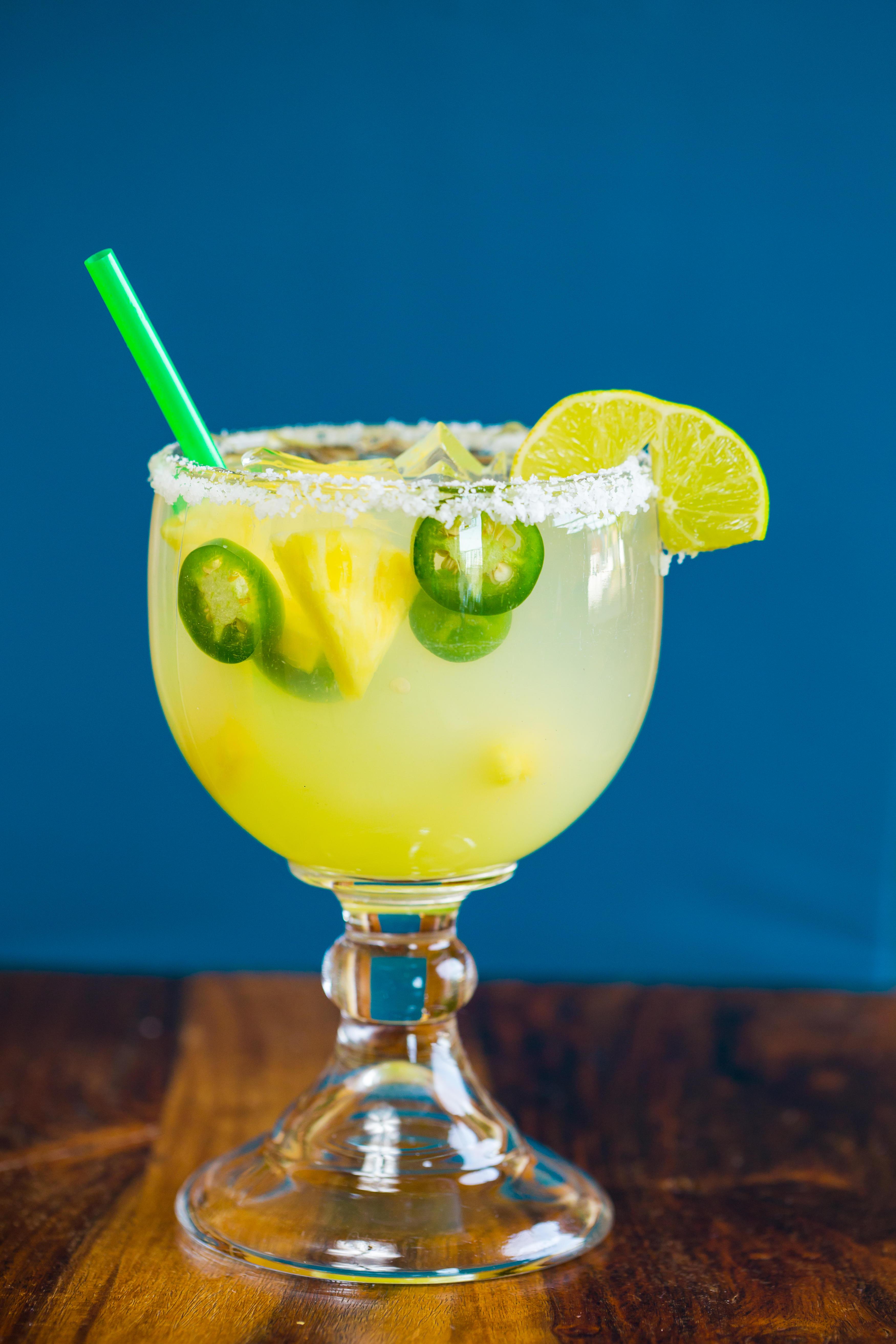 Dirty Margarita