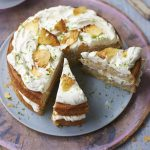 Pineapple, Lime and Margarita Cake