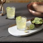 Honey-Ginger Margarita