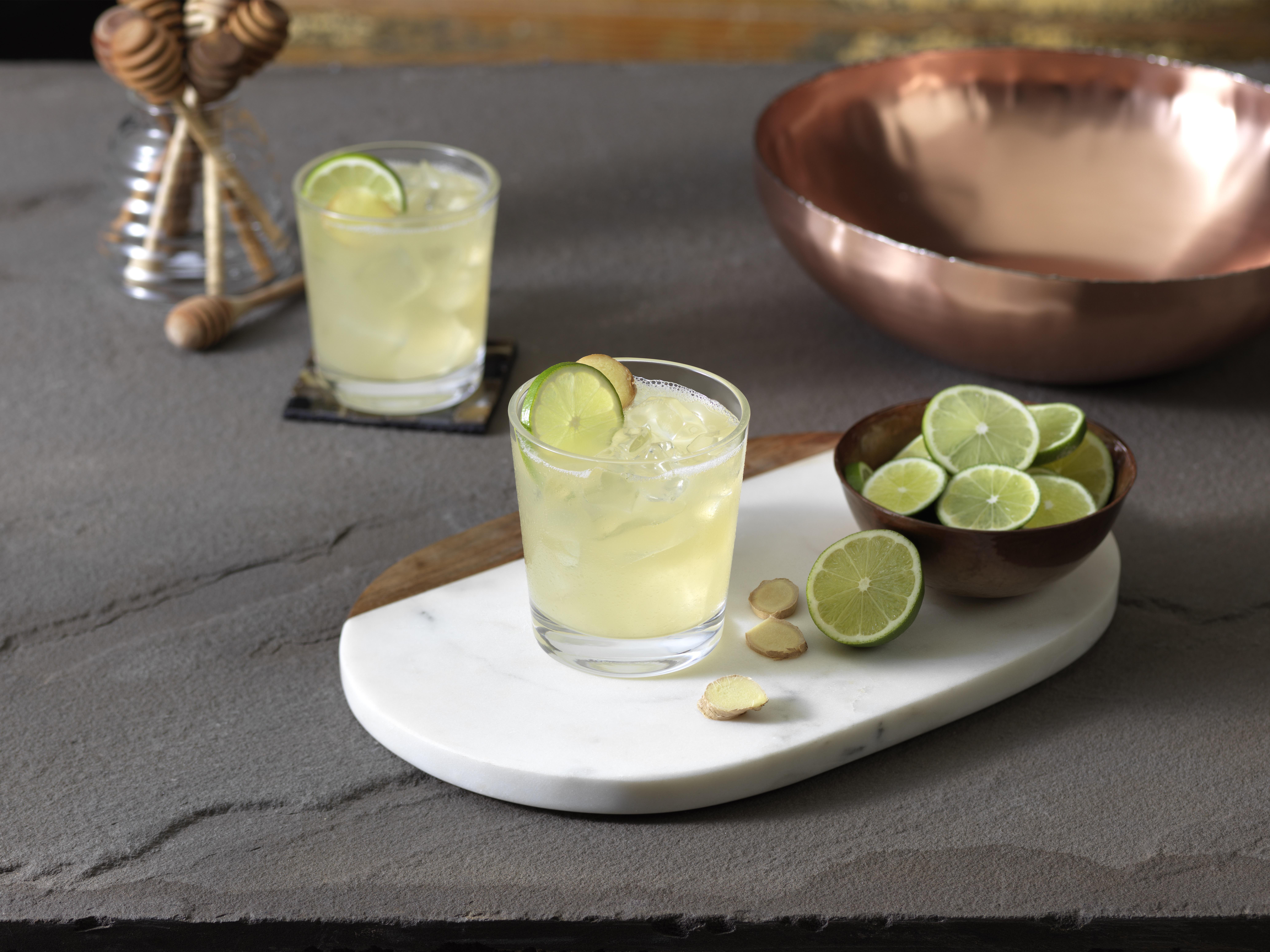 Honey-Ginger Margarita