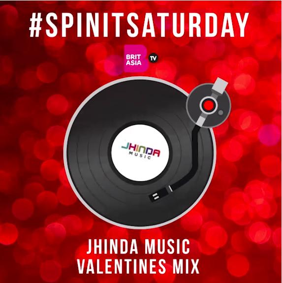 #SPINITSATURDAY: JHINDA MUSIC – VALENTINES MIX