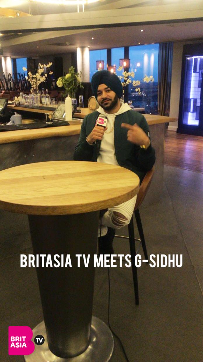 BRITASIA TV MEETS G-SIDHU