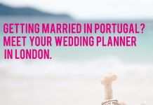 GETTING MARRIED IN PORTUGAL? MEET YOUR WEDDING PLANNER IN LONDON