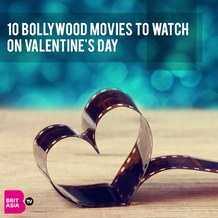 10 BOLLYWOOD MOVIES TO WATCH ON VALENTINE'S DAY