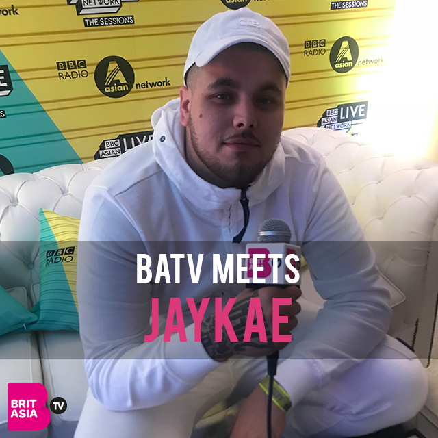 BRITASIA TV MEETS… JAYKAE