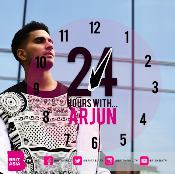 24 HOURS WITH…ARJUN