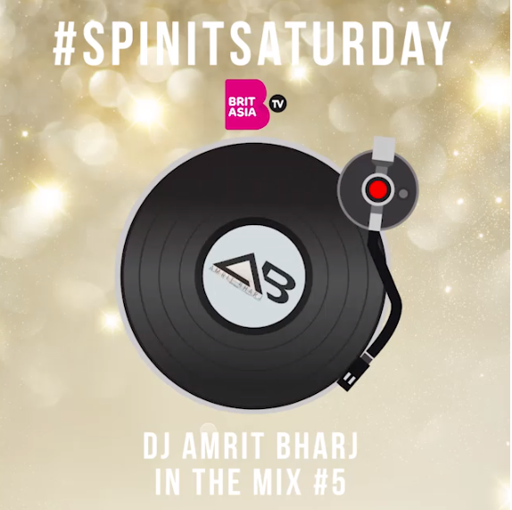 #SPINITSATURDAY: DJ AMRIT BHARJ – IN THE MIX #5