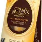 Green & Black's Butterscotch Egg