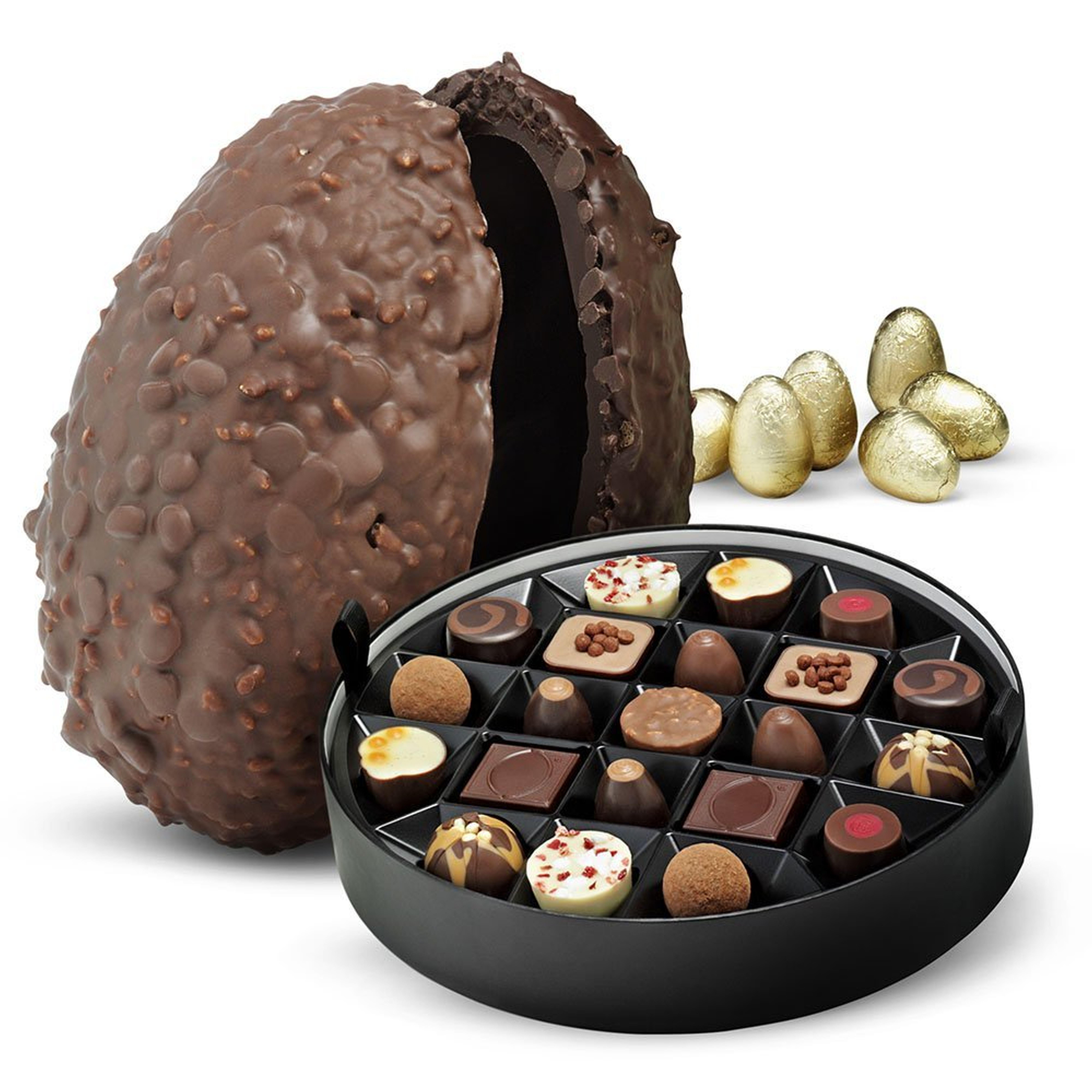 The Solid Chocolate Company Original Chocolate Eggs