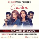 Red Carpet World Premiere of Cake