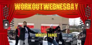 #WORKOUTWEDNESDAY WITH VANCITY DANCE