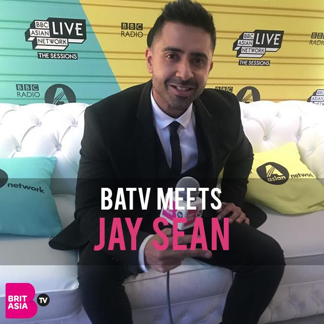 BRITASIA TV MEETS… JAY SEAN