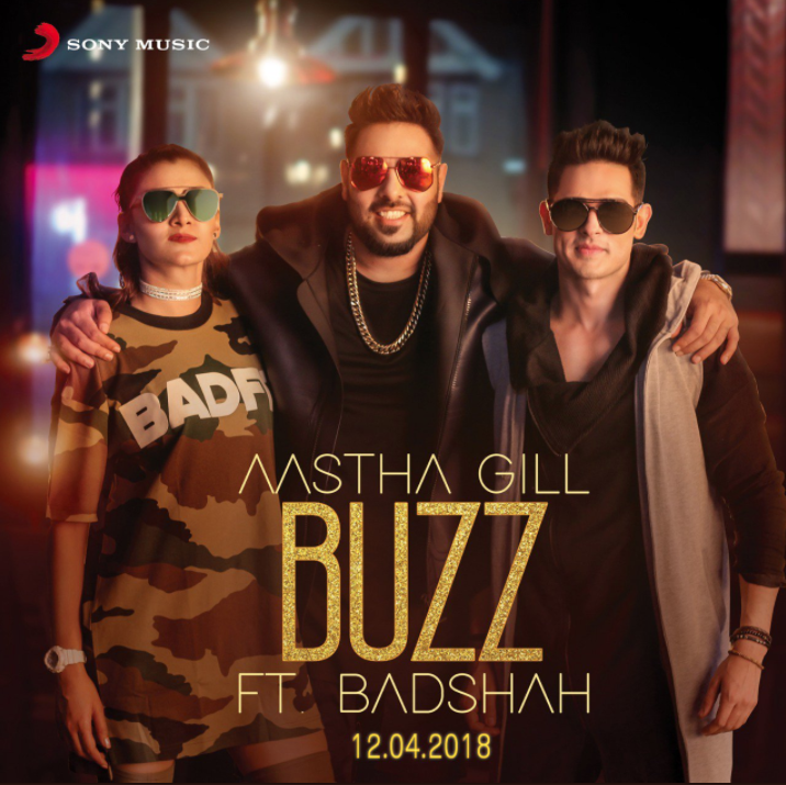 NEW RELEASE: AASTHA GILL FT. BADSHAH – BUZZ