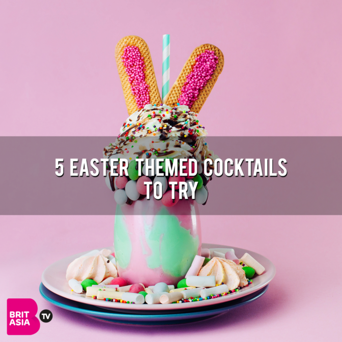 5 EASTER THEMED COCKTAILS TO TRY