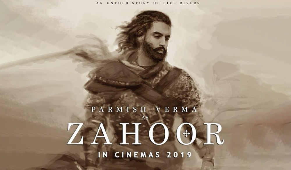 PARMISH VERMA TO STAR AS A WARRIOR IN HIS NEXT MOVIE