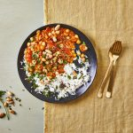 Chickpea Tikka Masala with Fragrant Rice