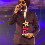 Tarsem Jassar collects Best Debut Performance award