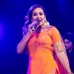 Sunanda Sharma performs at the PFA 2018
