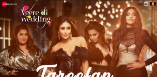 NEW RELEASE: TAREEFAN FROM THE UPCOMING MOVIE 'VEERE DI WEDDING'