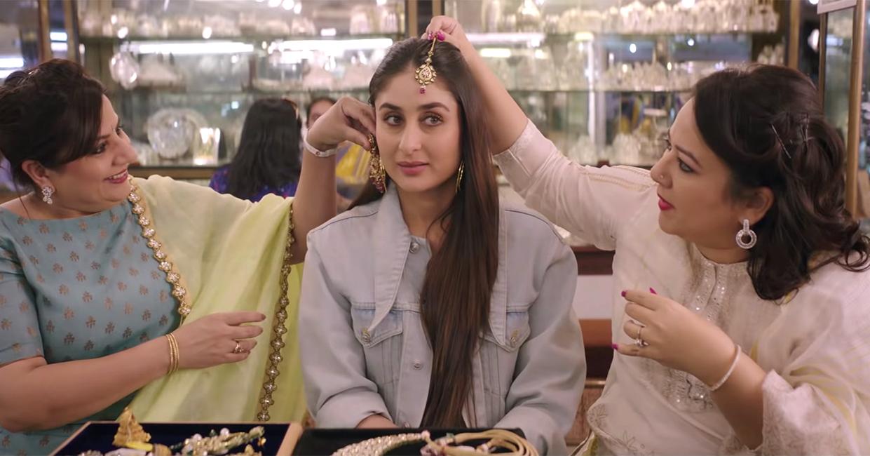 Kareena Kapoor Khan stars in Veere Di Wedding