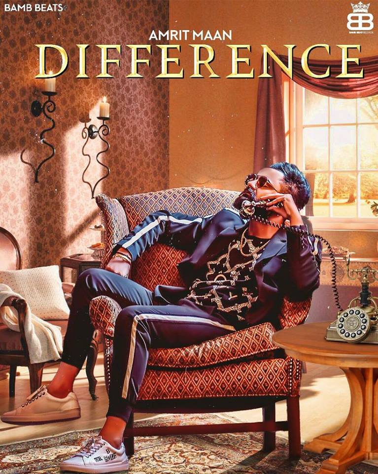 NEW RELEASE: AMRIT MAAN – DIFFERENCE