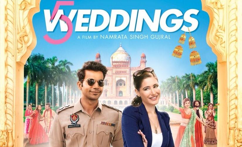 NARGIS FAKHRI SET TO STAR IN UPCOMING HOLLYWOOD MOVIE '5 WEDDINGS'