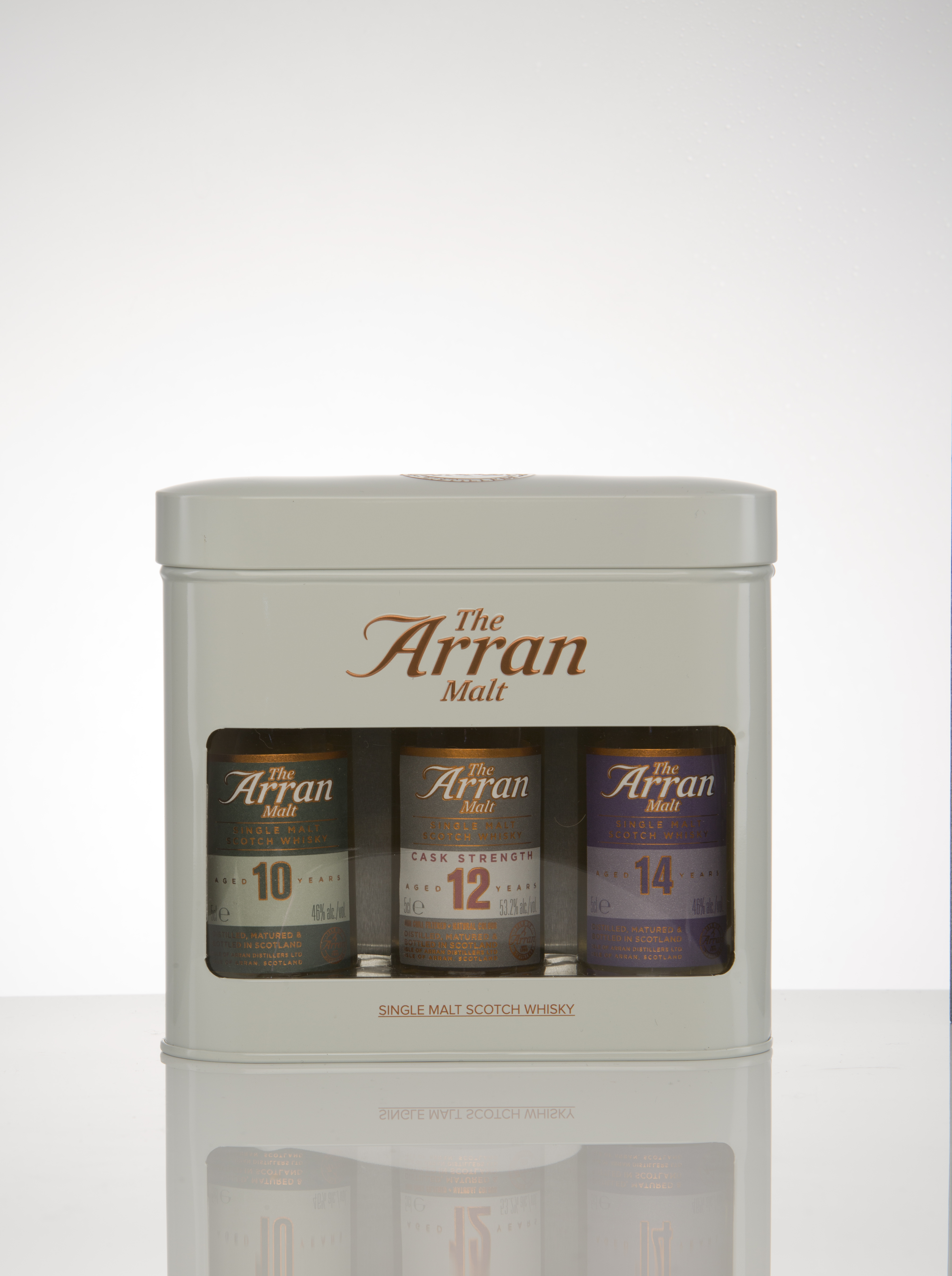 Arran Distillers Miniature Gift Set
