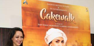 Cakewalk with Hema Malini and Esha Deol