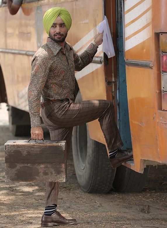 Satinder Sartaaj in his latest music video