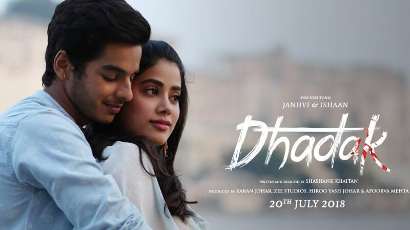 NEW FILM RELEASE: DHADAK