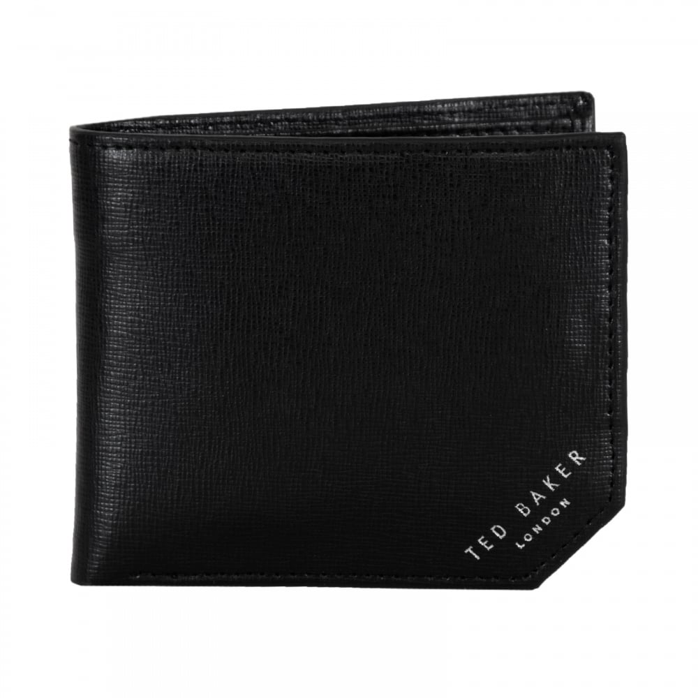 Boss Leather Signature_S N Card Holder