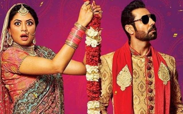 Binnu Dhillion and Kavita Kaushik in the upcoming movie
