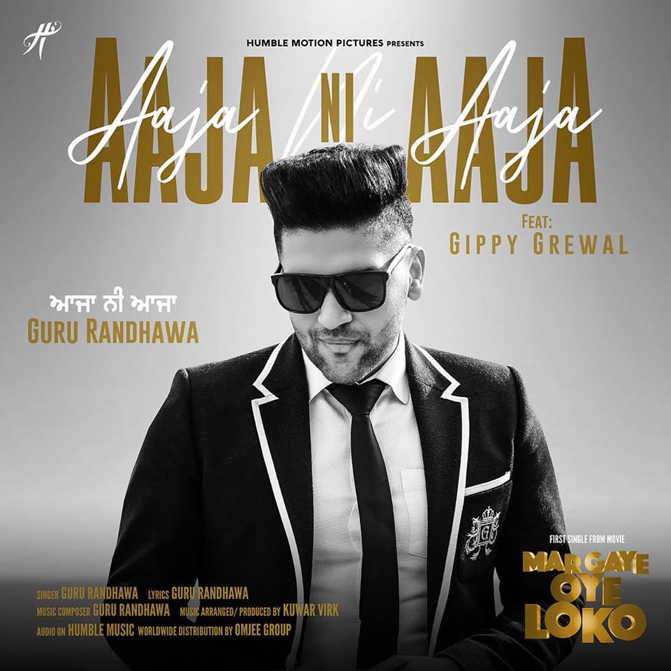 GURU RANDHAWA MAKES POLLYWOOD DEBUT WITH 'AAJA NI AAJA'
