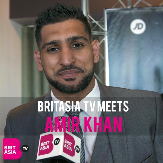 BRITASIA TV MEETS… AMIR KHAN