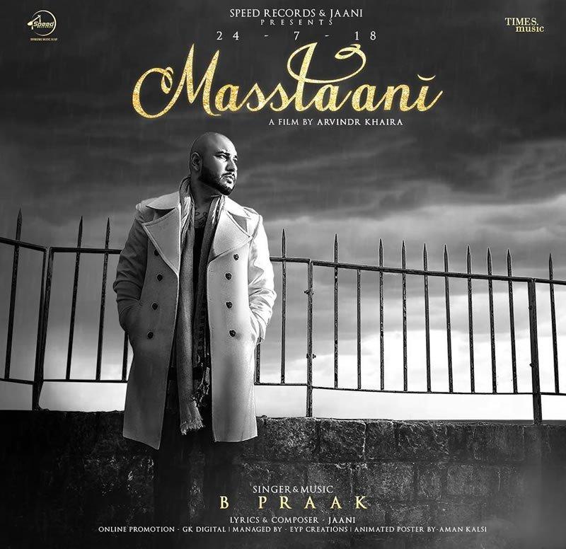 NEW RELEASE: B PRAAK - MASSTAANI