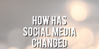 HOW DOES SOCIAL MEDIA CHANGE OUR PERCEPTION OF PEOPLE?