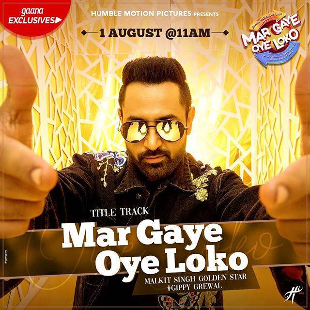 THE TITLE TRACK FOR MAR GAYE OYE LOKO IS HERE