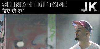 NEW RELEASE: JK – SHINDEH DI TAPE