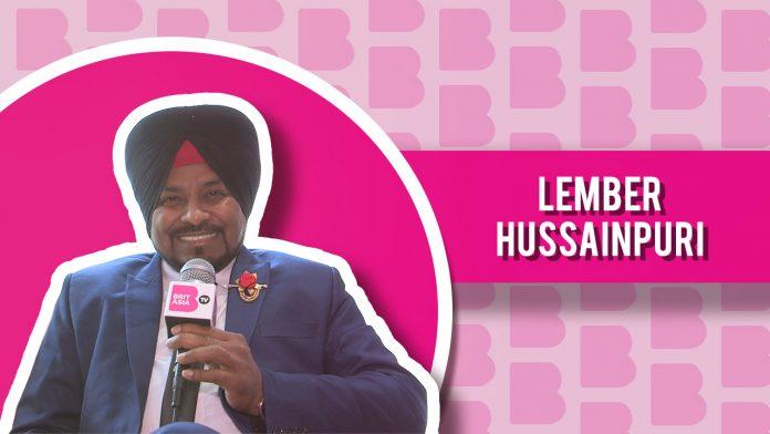 BRITASIA TV MEETS LEHMBER HUSSAINPURI